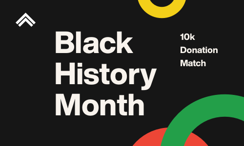 black history month equal match donation